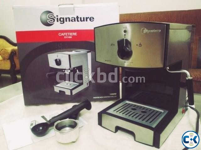 Espresso Machine Coffee Maker | ClickBD large image 0