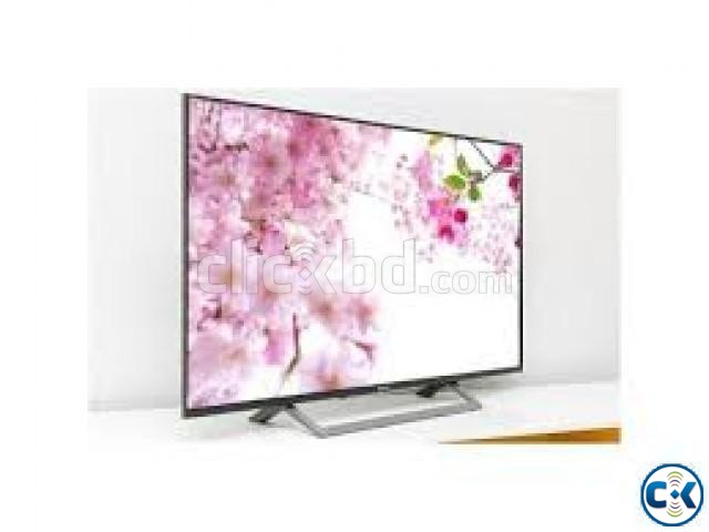 Sony Bravia KDL 49 W660E Smart Full HDR LED TV | ClickBD large image 0