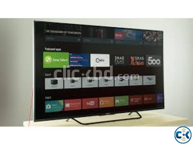 Sony Bravia W800C 55 inch 3D TV Android LED TV | ClickBD large image 1