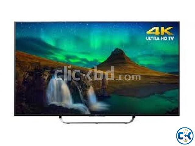 Sony Bravia X7000D 55inch Flat 4K UHD Wi-Fi Smart Android TV | ClickBD large image 1