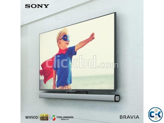 Sony Bravia KDL 49 W660E Smart Full HDR LED TV | ClickBD large image 0