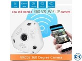 VR WIFI IP Camera 360