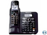 Panasonic Cordless Telephone With Call Record 3821