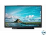 sony bravia R302d 32'' HD LED TV USB PLAY HDMI