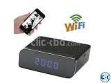 WiFi IP Digital Clock Camera