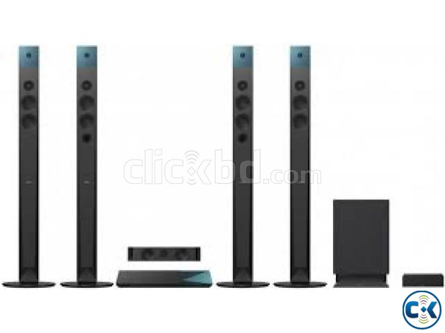 Sony BDV-N9200W 3D blu-ray disc black home theater system | ClickBD large image 3