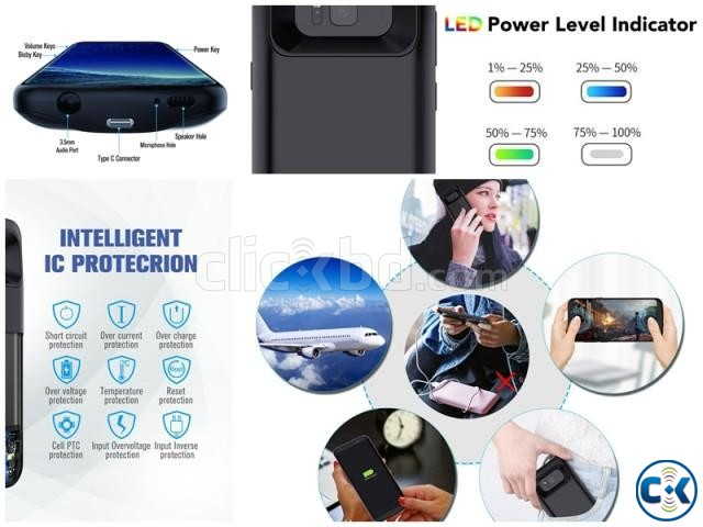 Power bank Battery Case | ClickBD large image 0
