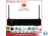 Egreat A10 Blu-ray HDD Media Player 4K