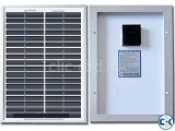 Solar Panel 5 wat-High efficiency monocrystalline solar cell