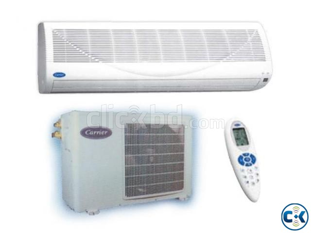 Carrier 1.Ton 12000 BTU Split Wall Mount Air Conditioner | ClickBD large image 1