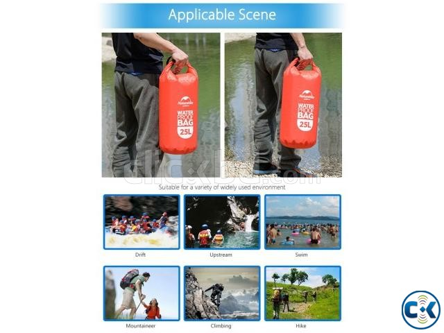 15L Ultra-Portable waterproof travel Dry Water bags | ClickBD large image 1