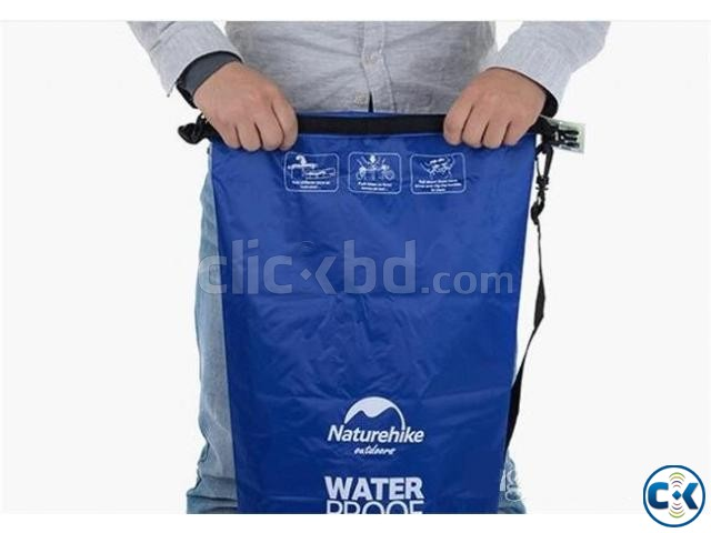 15L Ultra-Portable waterproof travel Dry Water bags | ClickBD large image 4
