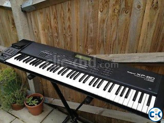 Roland xp 80 new condition | ClickBD large image 0