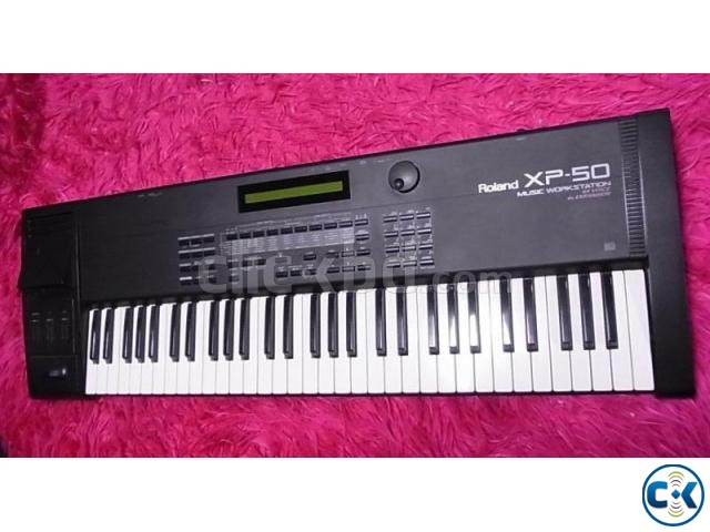 Roland xp 50 new condition | ClickBD large image 0