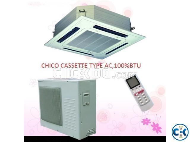 Chigo 3 Ton cassetteSplit Ceilling AC | ClickBD large image 0