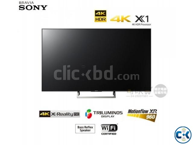 SONY BRAVIA 55 X8500E 4K ANDROID TV | ClickBD large image 1