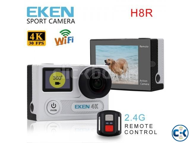 EKEN H8R 4K Action Camera with Remote | ClickBD large image 0