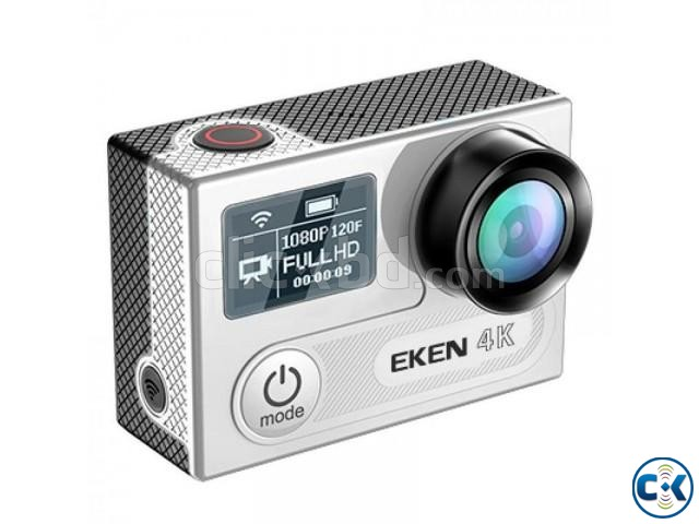 EKEN H8R 4K Action Camera with Remote | ClickBD large image 1