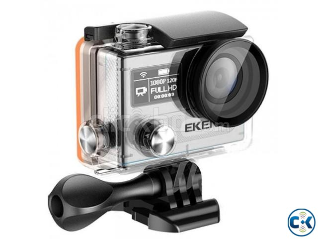 EKEN H8R 4K Action Camera with Remote | ClickBD large image 2
