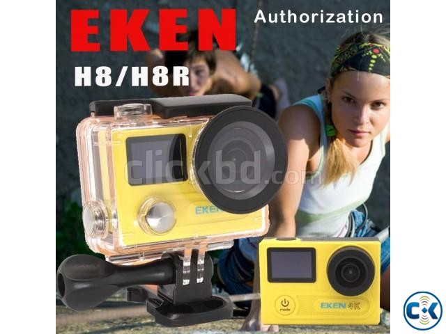 EKEN H8R 4K Action Camera with Remote | ClickBD large image 4