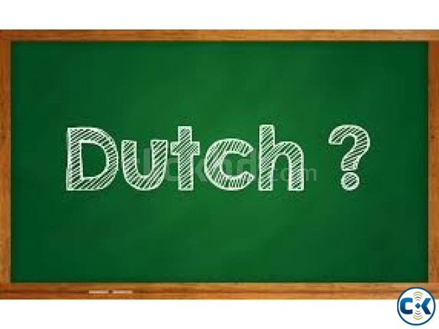 Dutch Language in Dhaka - In 3 Months | ClickBD large image 1