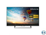 X8500D SONY BRAVIA 55'' 4K ANDROID TV