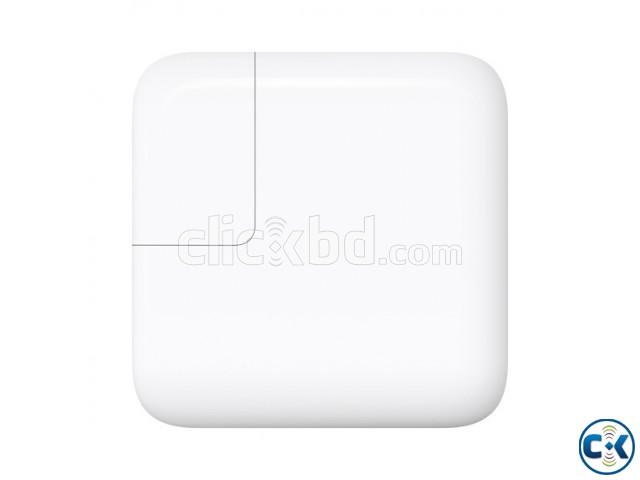 Apple 29W USB C Power Adapter | ClickBD large image 0