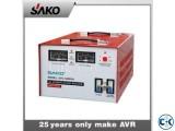 Sako Svr-5000 VA Voltage Stabilizer AVR