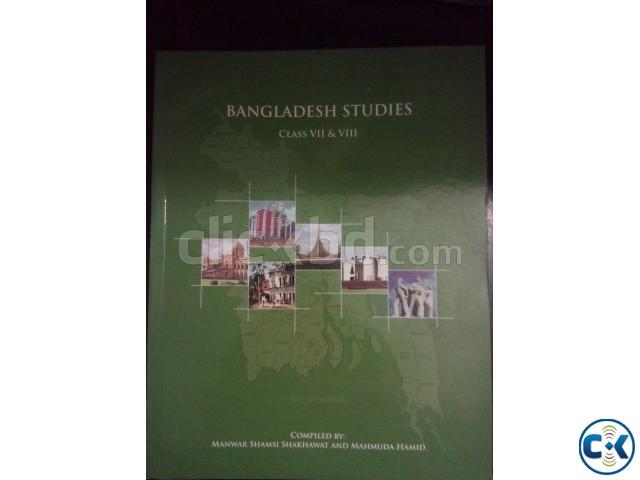Bangladesh Studies for English Medium class 7 8 | ClickBD large image 0