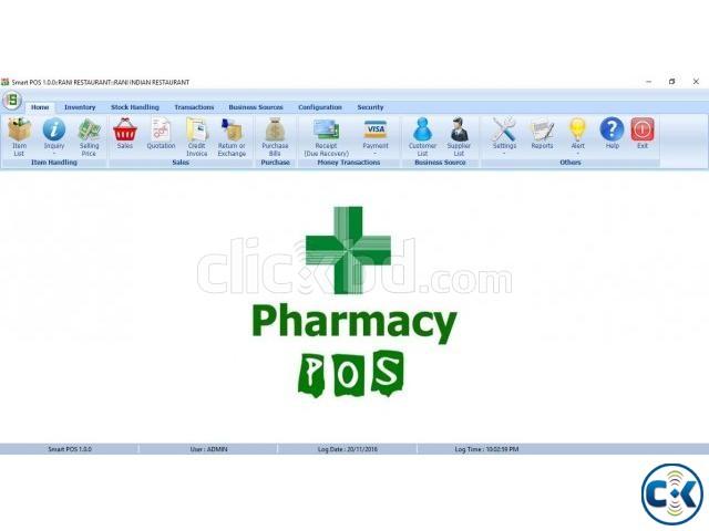 Pharmacy Management Software | ClickBD large image 0