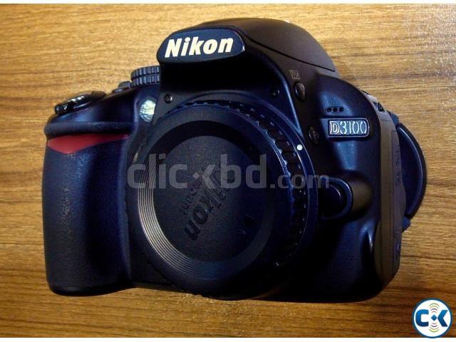 Nikon D3100 DSLR Camera with AF-S 18-55mm f 3.5-5.6 VR Lens | ClickBD large image 0