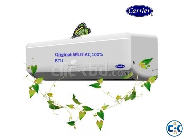 ORIGINAL CARRIER 1.5 TON SPLIT AC | ClickBD large image 0