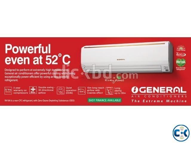 O General ASGA18FMTA 1.5 Ton AC | ClickBD large image 0