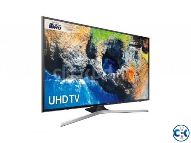 BRAND NEW SAMSUNG 65 SMART UHD 4K TV FLAT | ClickBD large image 1