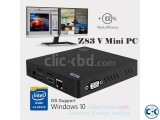 Z83V Genuine Win10 mini PC