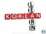 Korean Language Course in Bangladesh
