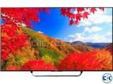 W750D 43 SONY BRAAVIA FULL HD FULL SMART LED TV