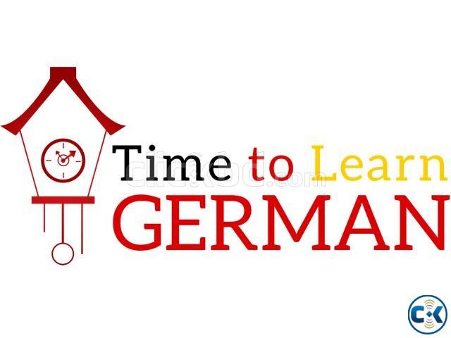 German language course in Bangladesh | ClickBD large image 0