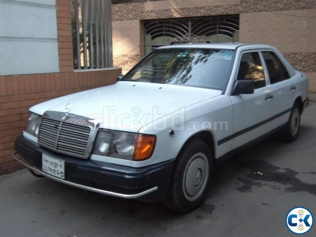 Mercedes Benz 200 1988 1996 | ClickBD large image 0