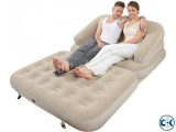 Jilong Relax 5 in 1 Air Sofa cum Bed intact