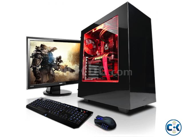 GAMING NEW CORE i3 4GB 1000GB 17 LED | ClickBD large image 0