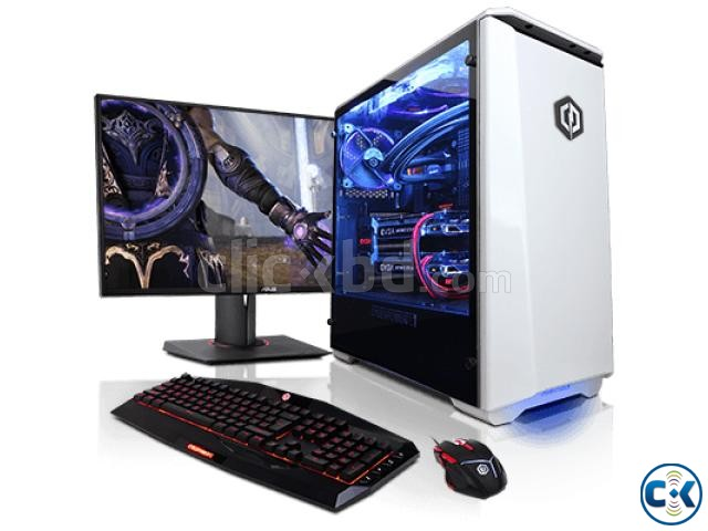 GAMING 7TH GEN CORE i5 4GB 320GB 17 LED | ClickBD large image 0