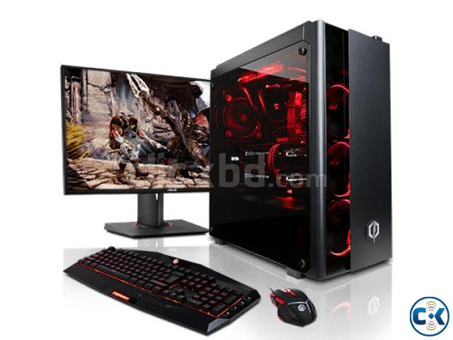 GAMING 7TH GEN CORE i5 4GB 320GB 17 LED | ClickBD large image 1