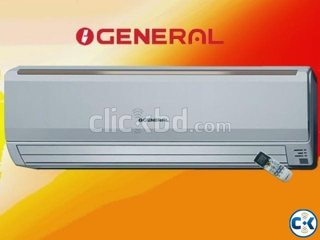 GENERAL 2.5TON SPLIT AC | ClickBD large image 0