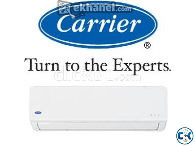 Carrier Split Type AC 1 Ton Brand New | ClickBD large image 1