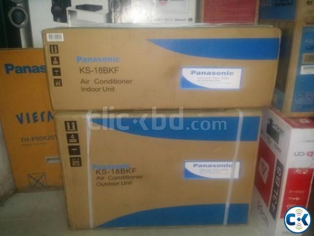 Panasonic CU-YC18MKF 1.5 Ton Split AC Warrenty 3 Yrs. | ClickBD large image 2