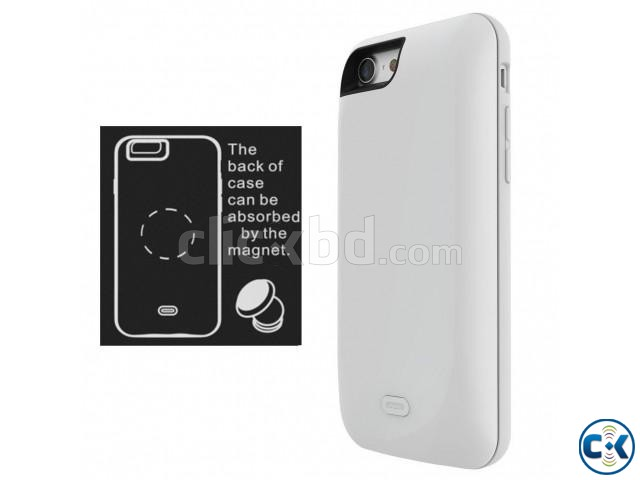 Back Cover Power Bank- iPhone 6 6s 7 | ClickBD large image 0