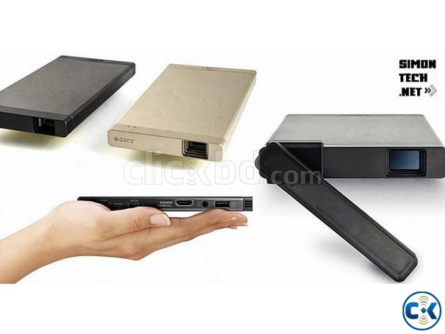 Sony MP-CL1A HD Mini Projector | ClickBD large image 0