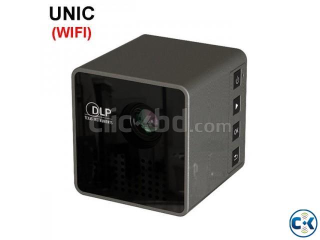 UNIC P1 WiFi Pocket LED Projector | ClickBD large image 0