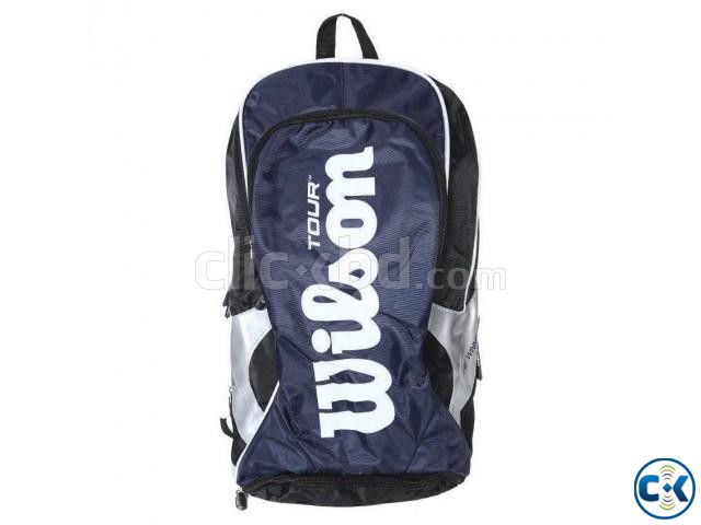 Wilson Tour Bag - Blue. | ClickBD large image 0